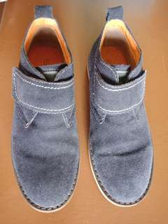 Navy Blue Shoes | Florsheim USA Kids | Size 35