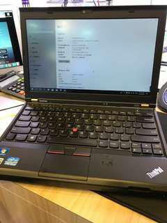 Lenovo X230 i5-3320M 8gb 320gb + DVD Docking