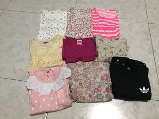 Girl BN Bundle Set (6-24months)