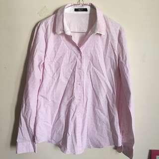 G2000 Pink Formal Shirt