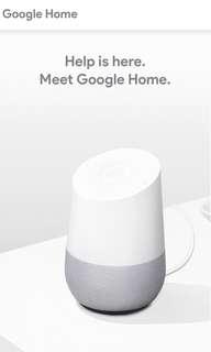 GSS & Raya Sale: Google Home & Home Mini