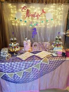 🚚 Dessert table ( all dessert included)