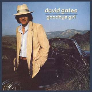 David Gates - Goodbye Girl - Near mint LP