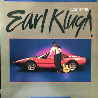 LP Record: Earl Klugh- Low Ride (Vinyl)