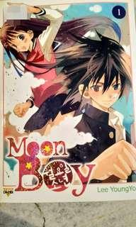 Moon boy vol 1