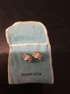 Tiffany Silver Earrings