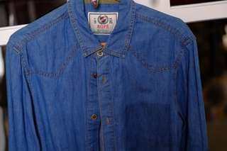 Rope jeans shirt
