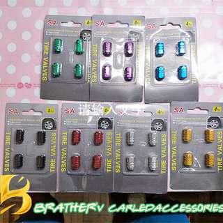 (6)Alloy Color Valve Nut