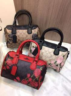 Coach Handbag with sling