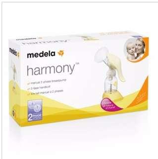 Medela manual breastpump