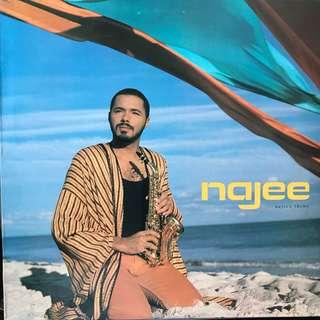 LP Record: Najee- Najee's Theme (Vinyl)