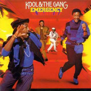 Kool & the Gang - Emergency - Excellent LP