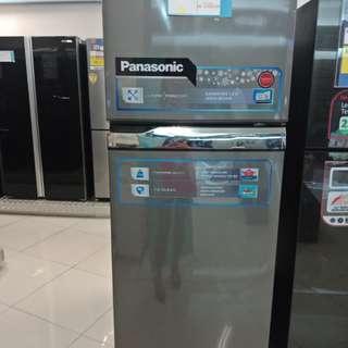 Kulkas Panasonic 2pintu, bisa cicilan tanpa kartu kredit