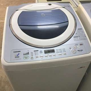 13kg ToshibaMesin Basuh Washing Machine Auto