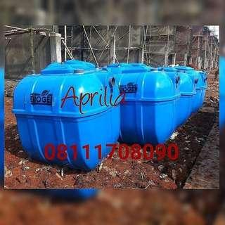 Septictank BGS-20 Kapasitas 2000 Liter