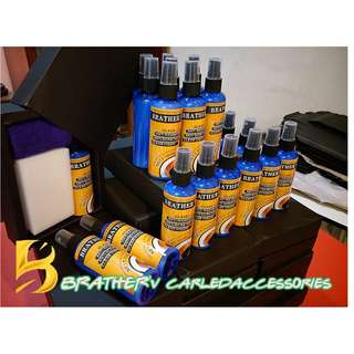 (6) Windscreen Rain Repellent Spray