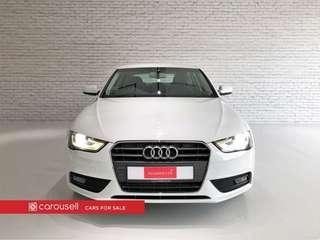 Audi A4 1.8 Auto T