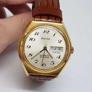 Bulova Automatic Vintage Watch