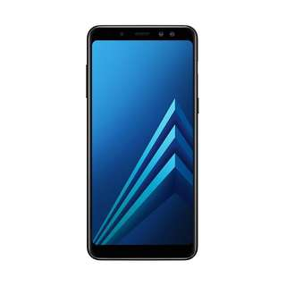 Kredit Samsung Galaxy A8 Plus 2018 ( Black )