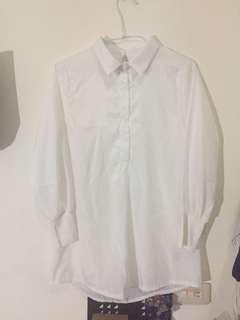 🚚 微透膚襯衫