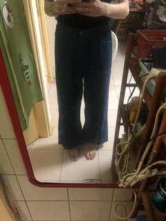 🚚 落地寬褲