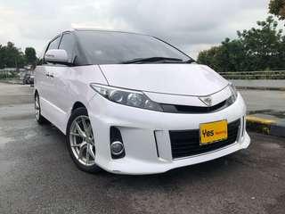 Toyota Estima 2.4 Auto Aeras G