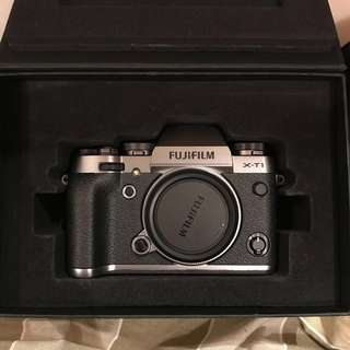 Brand New Fujifilm X-T1 (body + lens / body only)