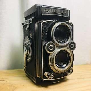 <再降!>Rolleiflex 祿萊 雙眼相機 底片相機