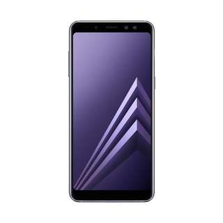 Kredit Samsung Galaxy A8 Plus 2018 ( Orchid Grey)