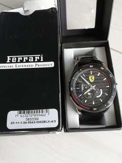 "🚚 Scuderia Ferrari ""grand premio"" Automatic watch"
