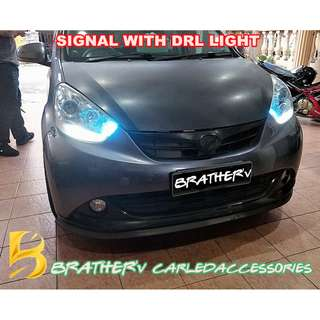 (6) LED Signal With DRL
