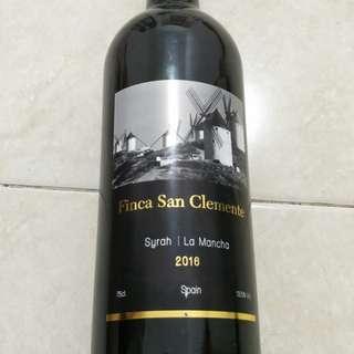 Red wine..original spin. cukai