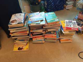 免費 送出 兒童故事書 簡體繁體英文也有 fiction children books