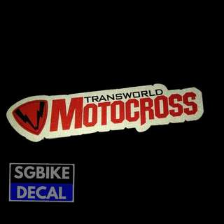 Motocross Reflective
