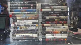 PS3 Games Restock