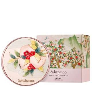 🚚 [PO] Sulwhasoo perfecting cushion EX limited edition