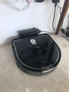 Dibea robot vacuum and mop