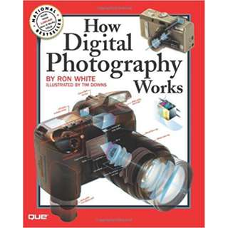 How Digital Photography Works (How It Works) (241 Page Mega Full Colored eBook)