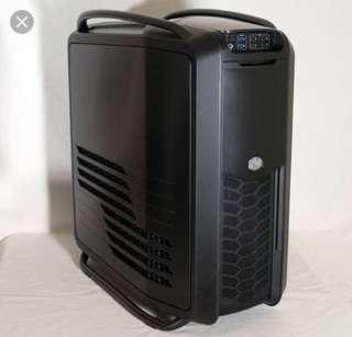 Asus 560ti, Cooler master casing n parts