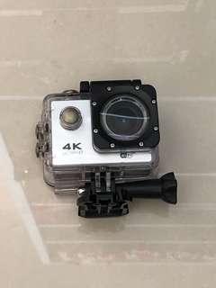 4K ultra HD wifi camera outdoor bicycle filming