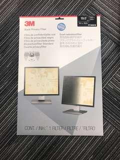 3M 隱私保護防窺貼 19吋