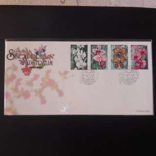 Singapore 1998 First Day Cover