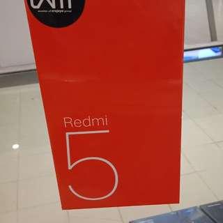 Redmi 5 bisa dicicil tanpa Cc