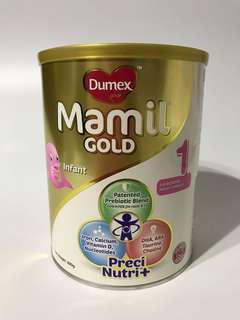 Dumex Mamil Gold Infant Milk Formula Step 1