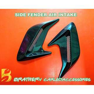 (6) Side Fender Air Intake