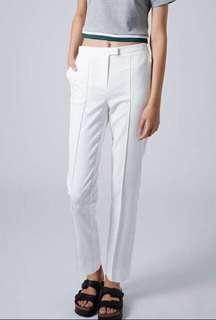 🚚 Topshop textured cigarette pants