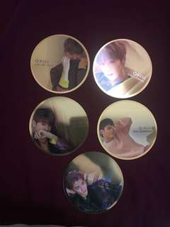 Clearance Wanna One I Promise You Mirror Card