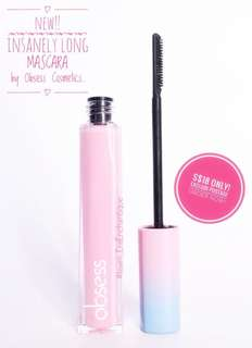 Obsess Cosmetics Insanely Long Mascara