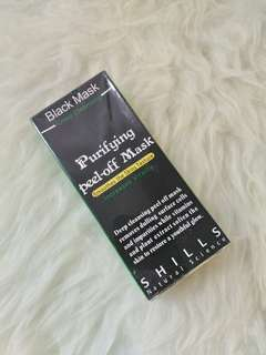 Black Mask Deep Cleansing 50ml Masker Penghilang Komedo