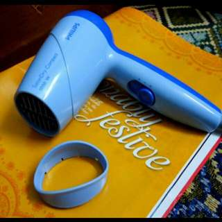Hairdryer philipss preloved